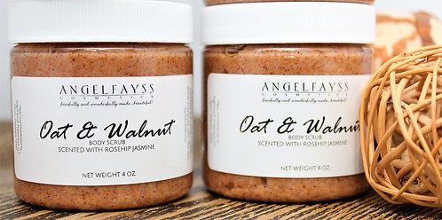 Oat & Walnut Body Scrub