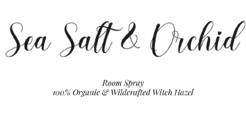 Sea Salt & Orchid Room Spray