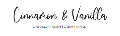 Cinnamon & Vanilla - Wax Melts