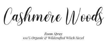 Cashmere Woods Room Spray