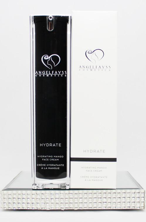 HYDRATE - Hydrating Mango Face Cream   angelfayss