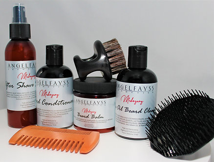 Beard Care Collection - The Deluxe Edition