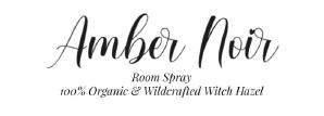 Amber Noir Room Spray