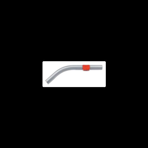 Tubo Curbo de Alumínio com Volume de Controlo NPC (32mm)