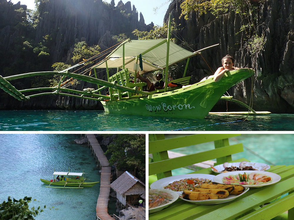 coron island hopping, nice in paradise tours
