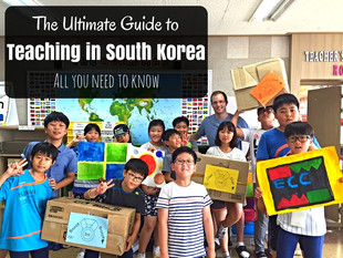 Teaching English In South Korea: The Complete Guide