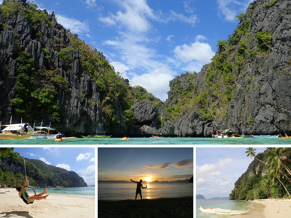 El Nido Palawan Philipines what to do in palawan four dirty feet blog