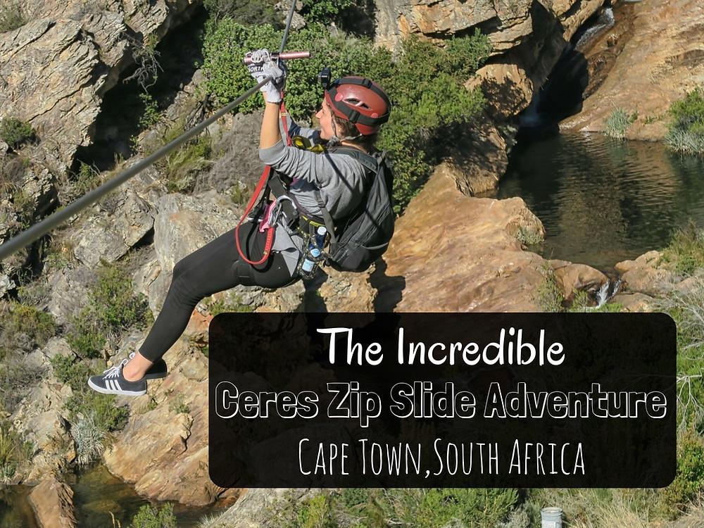ceres zip slide adventures