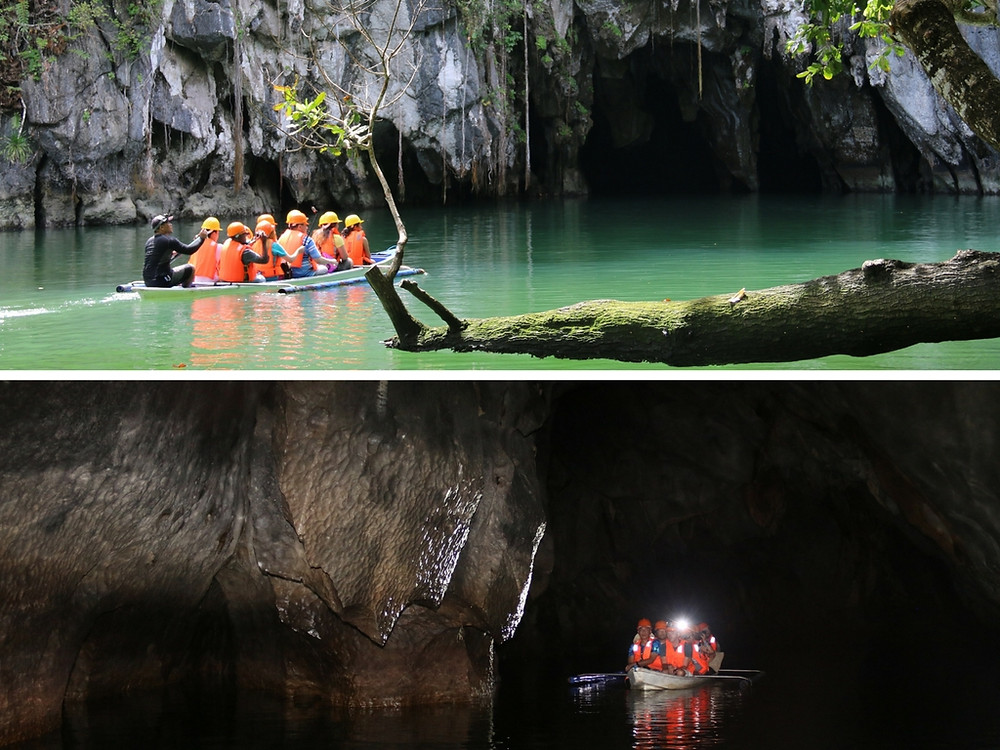 puerto princesa underground river what to do in palawan philipines four dirty feet