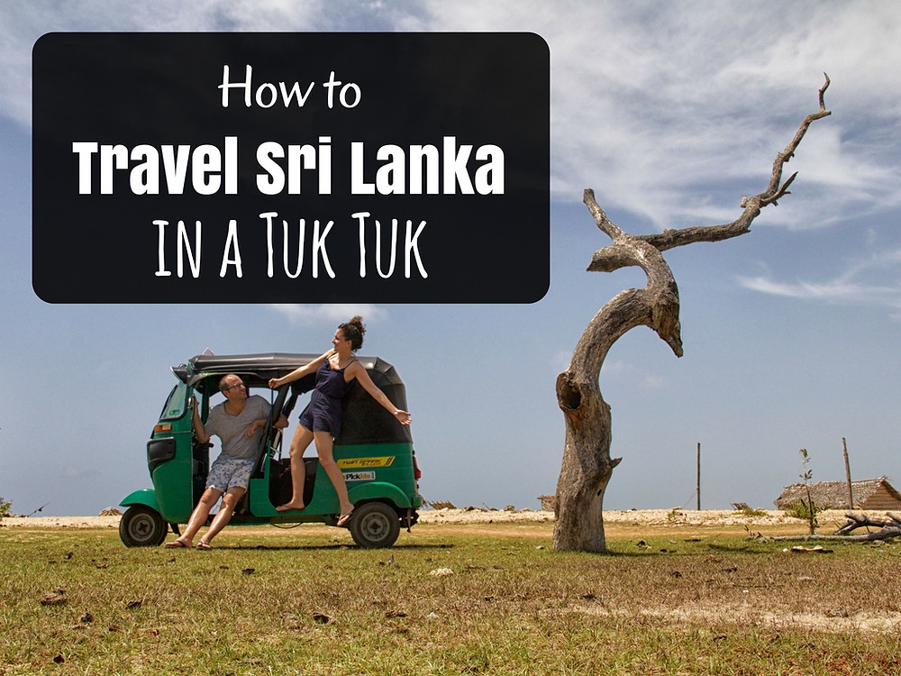 how to rent a tuk tsk in sri lanka
