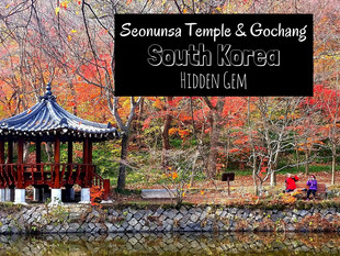 Seonunsa Temple and the Hidden Gems of Gochang