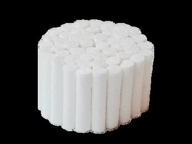 Torulas de algodón