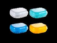 Caja plástica ortodoncia colores