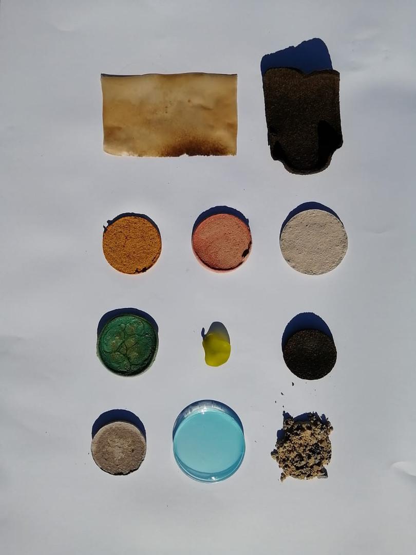 Bio materiales