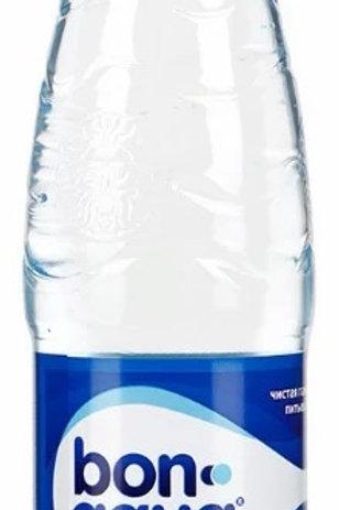 Вода питьевая Bon Aqua газированная 0,5 л. ПЭТ