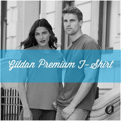 Premium Gildan T-shirts
