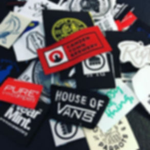 Did you know that we are one of the UKs leading manufacturers of woven labels and sew on badges_ For