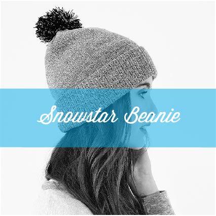 Snowstar Beanie Deal