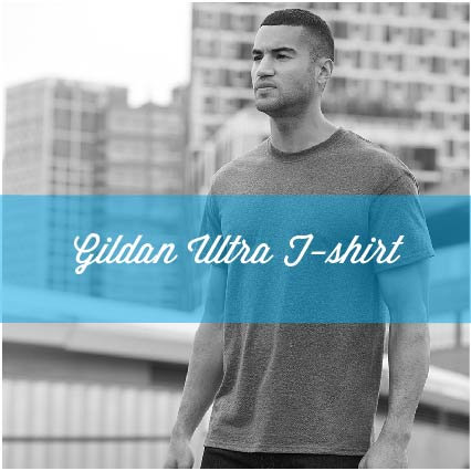 ULTRA Gildan T-shirts
