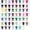 Thumbnail: Softstyle Gildan T-shirts