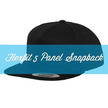 5 Panel Snapback Deals