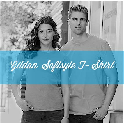 Softstyle Gildan T-shirts