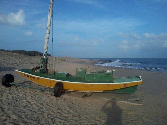 Praia de Upanema - Areia Branca,RN