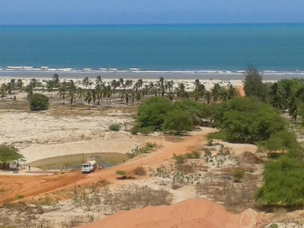 Praia de Ponta do Mel - Areia Branca,RN