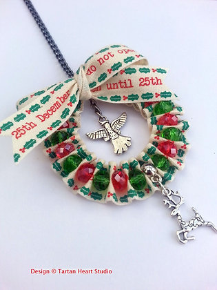 Hand-Crafted Christmas Decoration - 25th December