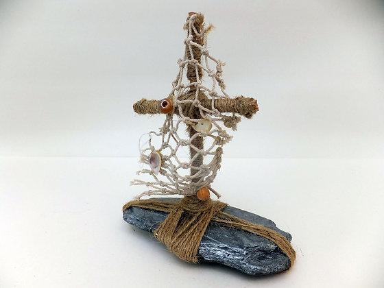 Natural Sail Boat