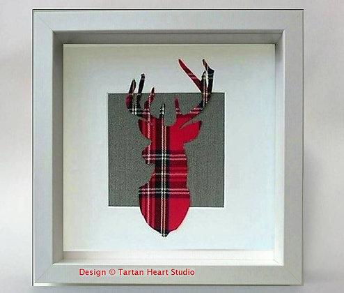 The Tartan Stag
