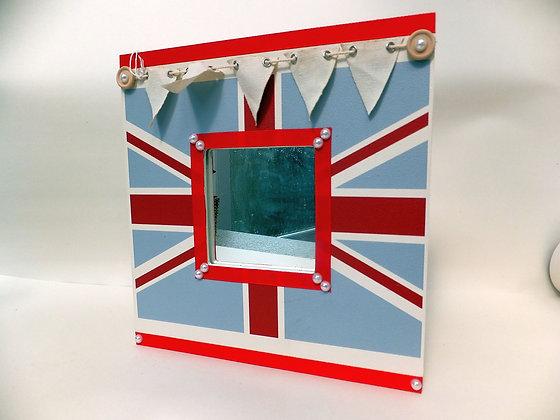 Union Jack Mirror