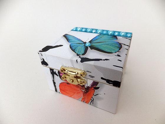 Butterfly Dream Keepsake box