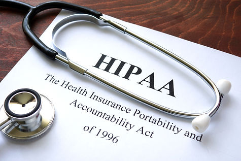 Health Insurance Portability and account