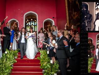 Wedding Archive - Sandra & Aislinn Kinnitty Castle - 21st August 2014