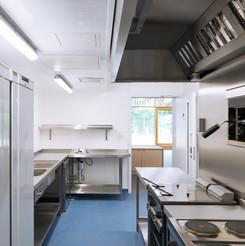 Highbury-Roundhouse - Main Kitchen