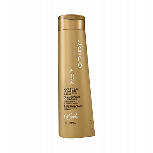 Joico K-PAK Clarifying - Shampoo Antirresíduo - 300ml