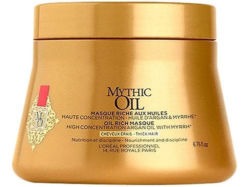 L'Oréal Professionnel Mythic Oil - Máscara de Tratamento - 200ml