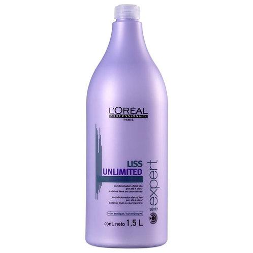 L'Oréal Professionnel Liss Unlimited - Condicionador - 1500ml