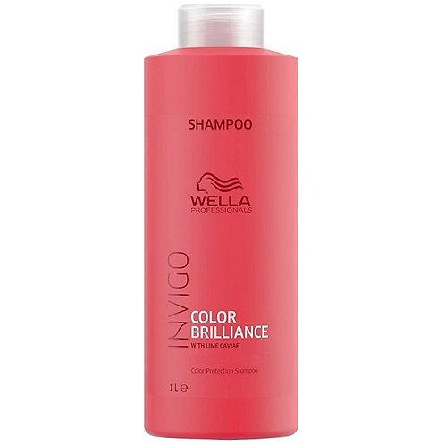 Wella Professionals Invigo Color Brilliance - Shampoo - 1000 ml