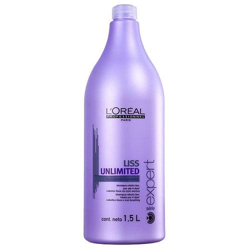 L'Oréal Professionnel Prokeratin Liss Unlimited - Shampoo - 1500ml