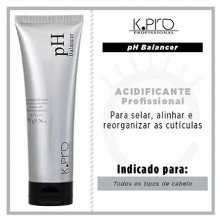 Tratamento Pós-Química K-Pro - pH Balancer - 50g