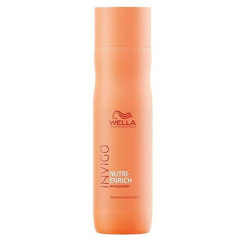 Wella Professionals Invigo Nutri-Enrich - Shampoo - 250ml