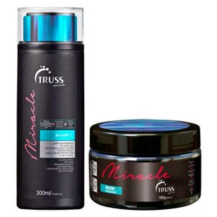 Truss Professional Miracle Kit - Shampoo + Máscara