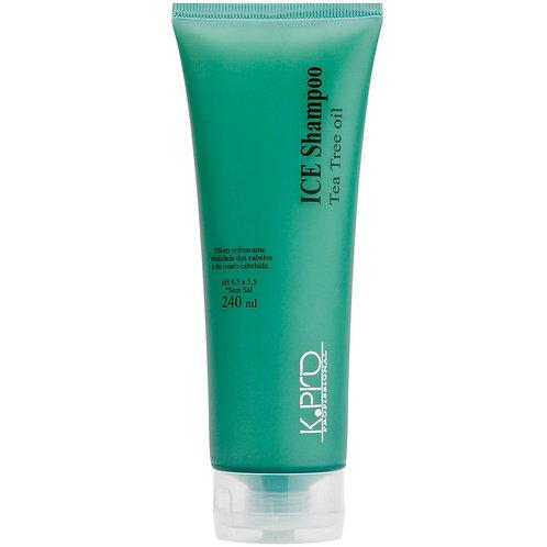 K-Pro Ice - Shampoo Energizante - 240ml