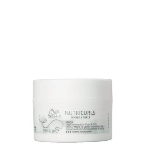 Wella Professionals NutriCurls - Máscara de Nutrição - 150ml