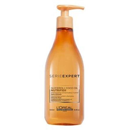 L'oreal Professionnel - Nutrifier Shampoo - 500ml