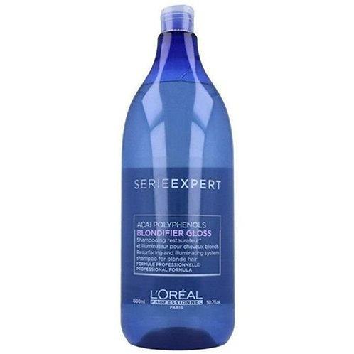 L'Oréal Professionnel Blondifier Gloss Tamanho Profissional - Shampoo - 1500ml
