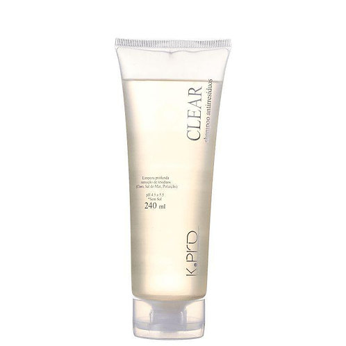 K-Pro Clear - Shampoo de Limpeza Profunda - 240ml