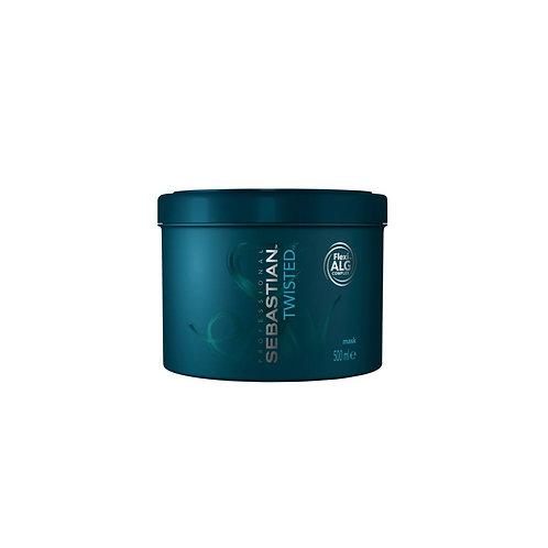 Máscara de Tratamento Curl Elastic Treatment - Sebastian Twisted - 500 ml
